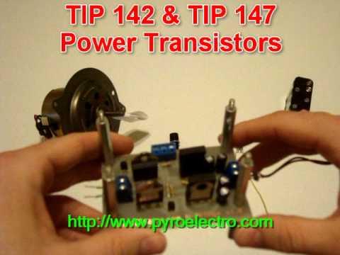 H-Bridge DC Motor Controller 10A