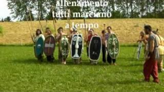 Brixellum Romanorum 2010 il campo