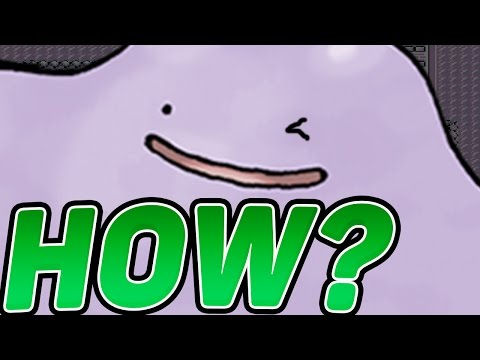 How Does Ditto Breed? - A Pokemon Theory