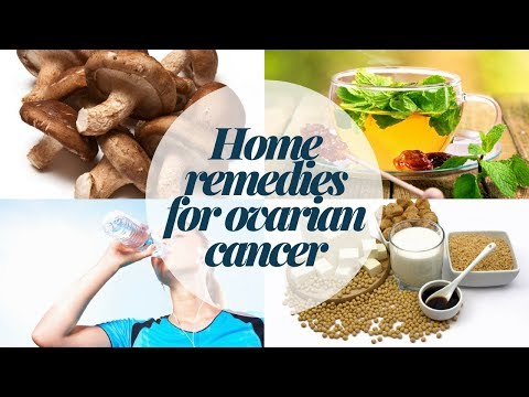 HOME REMEDIES FOR OVARIAN CANCER