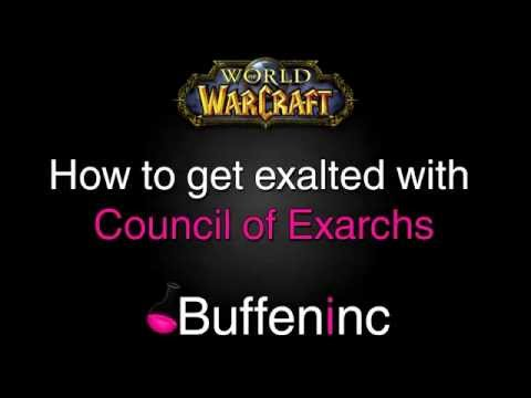 How to get exalted with Council of Exarchs
