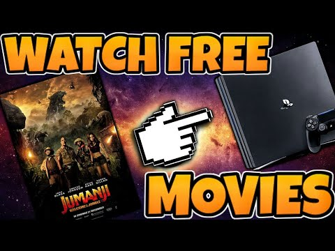 HOW TO WATCH MOVIES ON PS4 FOR FREE!(2018 WORKING)