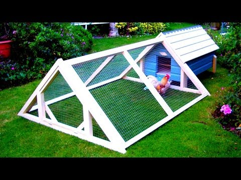 How To Build A Simple / Cheap Chicken Coop