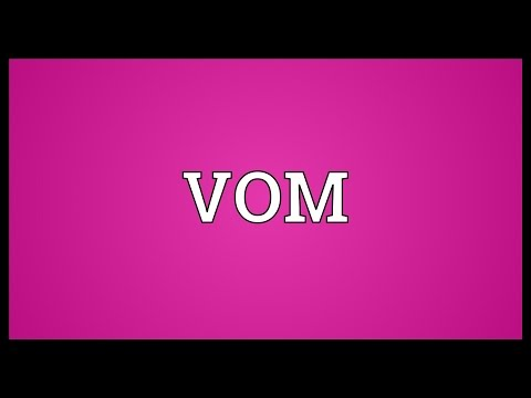 VOM Meaning