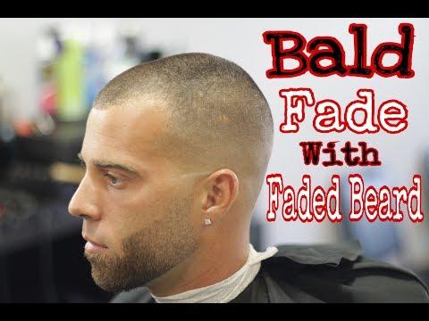 BALD FADE WITH FADED BEARD | TUTORIAL