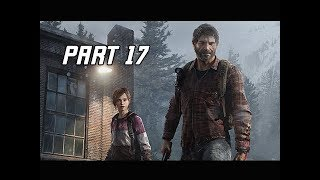 The Last Of Us Remastered Walkthrough Part 17 - Power Plant (ps4 Pro 4k Remaster Let