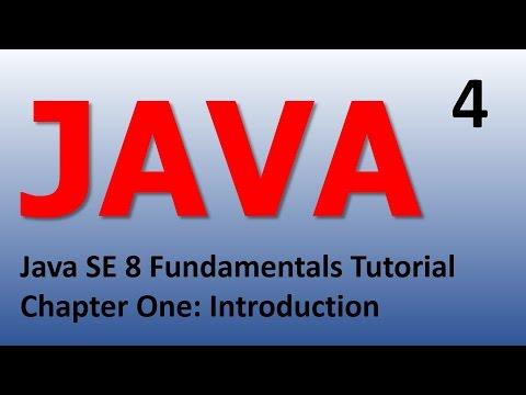 Java Introduction - Hello World Epi 4