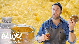 Brad Makes Miso Paste | It