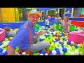 Download Learn Colors and Learn Shapes with Blippi | Educational Indoor Play Place MP3,3GP,MP4