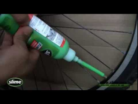 How To Install Slime in your Bike Tires