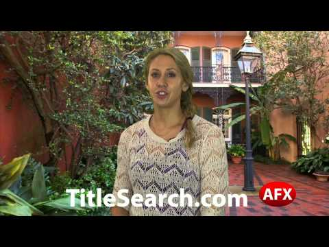 Property title records in Lafayette Parish Louisiana | AFX