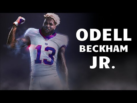 Is Odell Beckham Jr. The Best Receiver In The NFL?