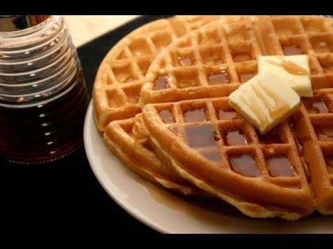 Easy Waffle recipe using Pancake Mix