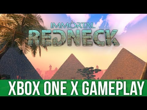 Immortal Redneck - Gameplay / Preview - Xbox One
