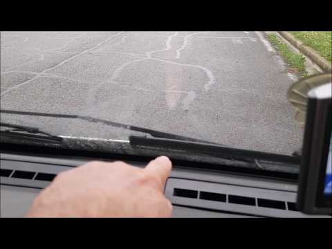WIPER BLADE JUDDER HACK