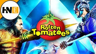 Aquaman Rotten Tomatoes Score REVEALED & Review Roundup