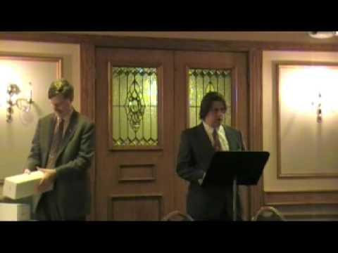 2008 Defender of Liberty Awards Presentation ( 1 of 2)