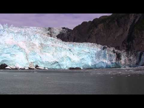 Seward Alaska Boat Tour to Holgate Glacier, July 2014.