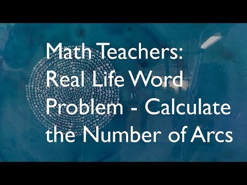 Math Teachers! Real Life Word Problems