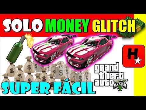 GTA V SOLO MONEY GLITCH 1.42 [SEM COM] GTA 5