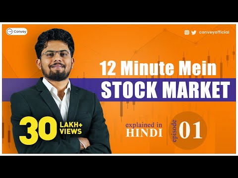 What is share market in Hindi  | Indian stock market basics for beginners