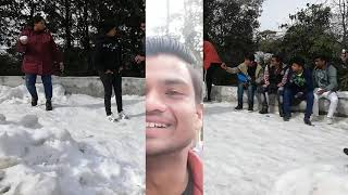 Download DALHOUSIE SNOW FALL || Best Place to Visit in Summer || By Bantaiz Number One Video