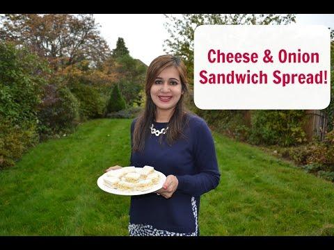 Cheese & Onion Sandwich Spread   Naf's Kitchen