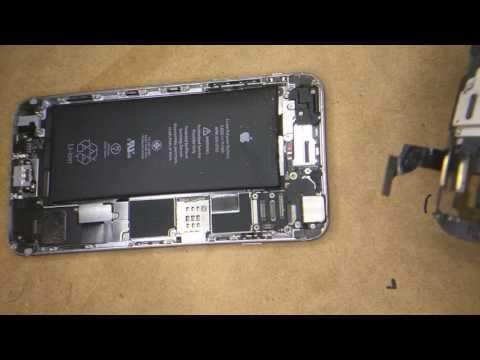iPhone 6+ (Plus) Screen Replacement in 5 minutes