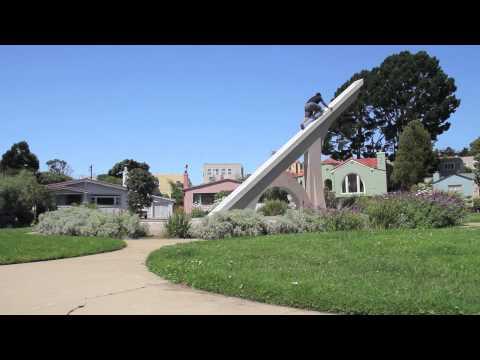 I've Never Done That: Giant Sundial