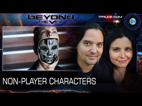 Non Player Characters in the Artificial Intelligence Matrix - Beyond The Veil