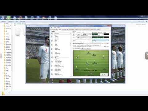 How to Add Teams in PES 13 (Changing Team Name, Emblem, and Players)