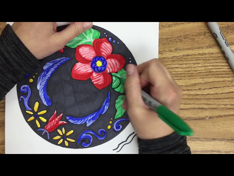 Rosemaling for Early Students 2