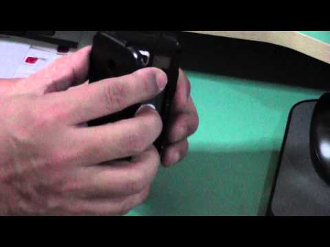Inserting Battery & SIM card for Samsung Ace 2