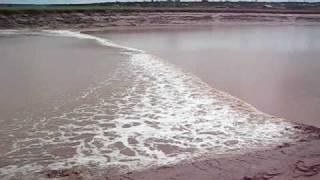 reverse river
