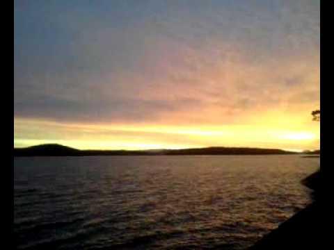 Sunrise Road Lopez Island, San Juan Islands, WA