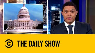 """Realistic """"Deepfakes"""" Spooks US Congress   The Daily Show with Trevor Noah"""
