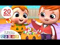 This Is The Way We Trick Or Treat Halloween Special Kids Songs By Little Angel