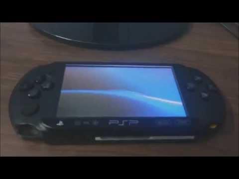 How to Mod/Crack PSP E1004 Street