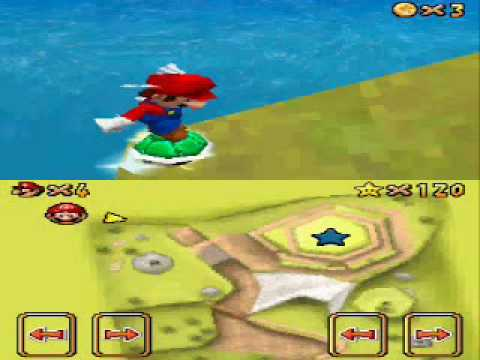 SM64DS Hyperspeed Flying
