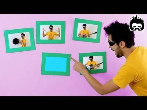 Musical Picture Frames - Joe Penna