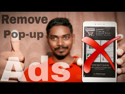 [Hindi] How to remove Popup ads from Android SmartPhone, Stop pop-ups ads on Android, 100% working