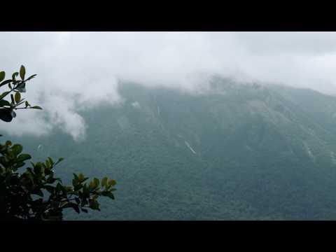 splendid view from bisle point . bisle ghat