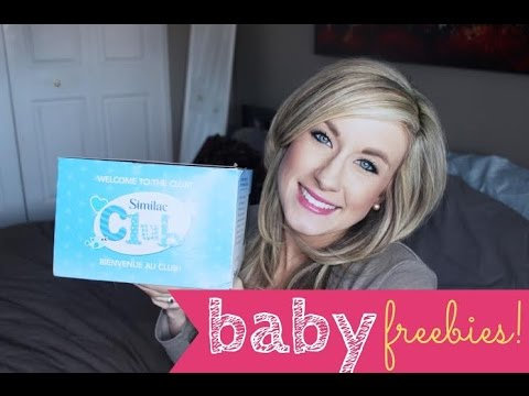 How to get FREE baby stuff! // Baby freebies for new moms! | beautybykristy