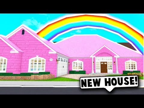 BUILDING MY DREAM BARBIE HOUSE! (Roblox Home Tycoon 2018) Roblox Roleplay