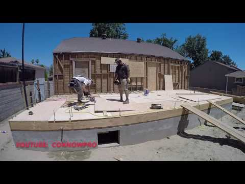 Installing Plywood Subfloor by CoKnowPro (YouTube)