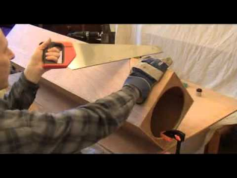 How to build a Dobsonian telescope (Part Two)