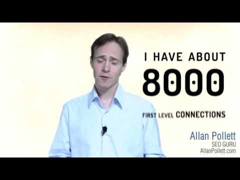 LinkedIn Marketing Tricks - Building LinkedIn Connections