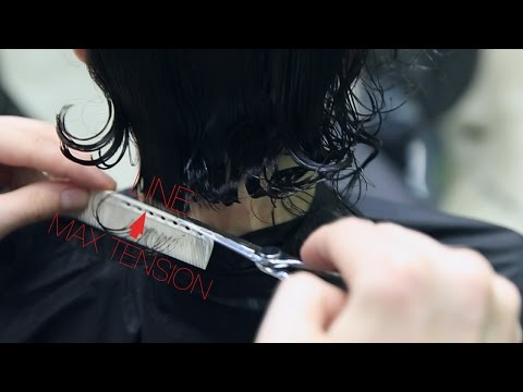 how to cut short curly haircut
