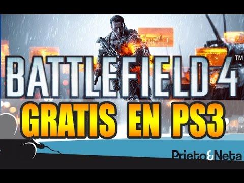 Battlefield 4 GRATIS en PS3 una semana para los usuarios de PlayStation Plus