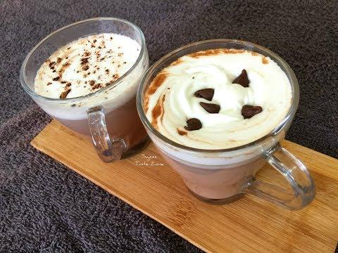 Hot Chocolate in 2 ways | ഹോട്ട് ചോക്ലേറ്റ്